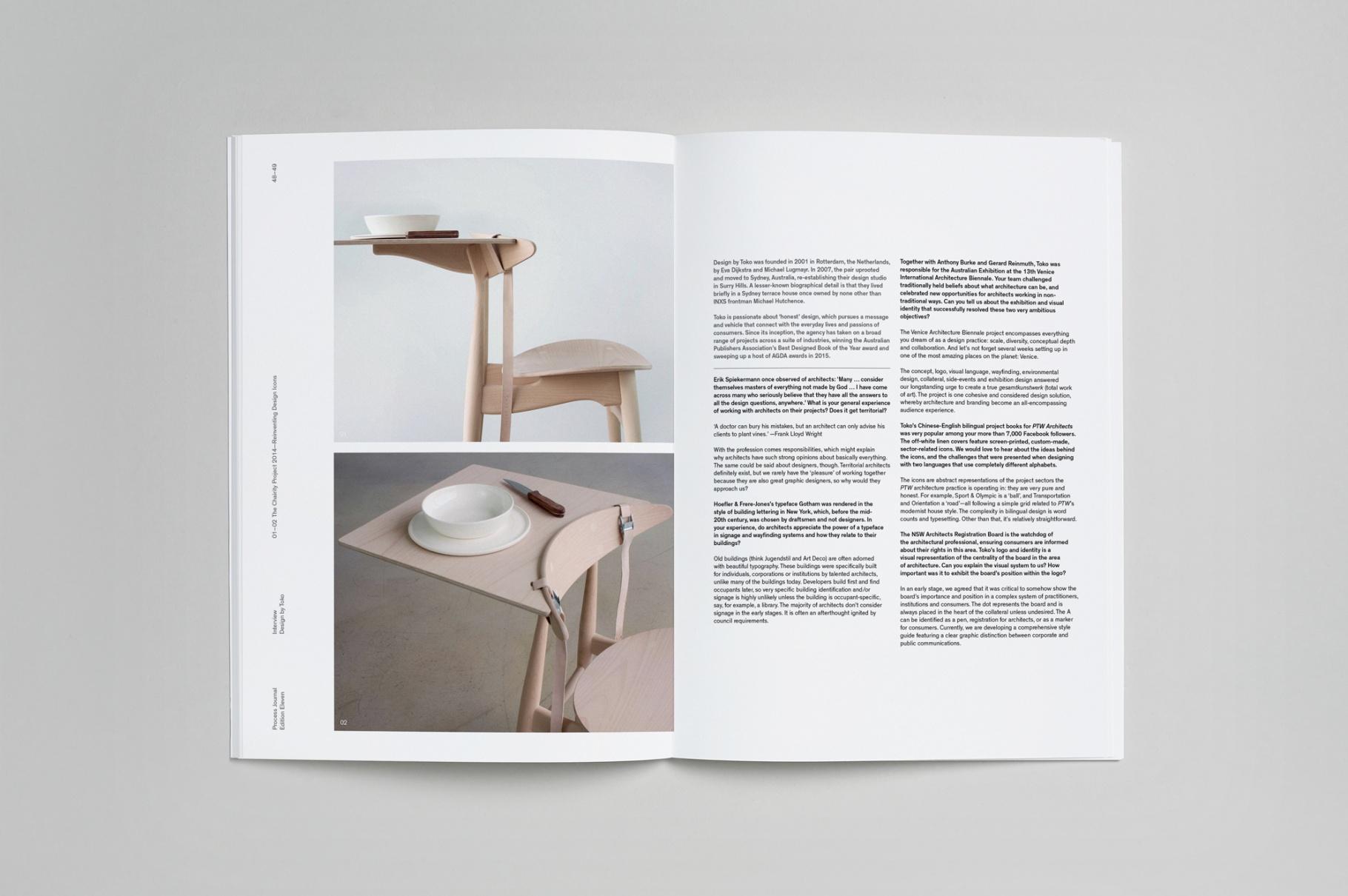 Magazines Architecture Graphic Design