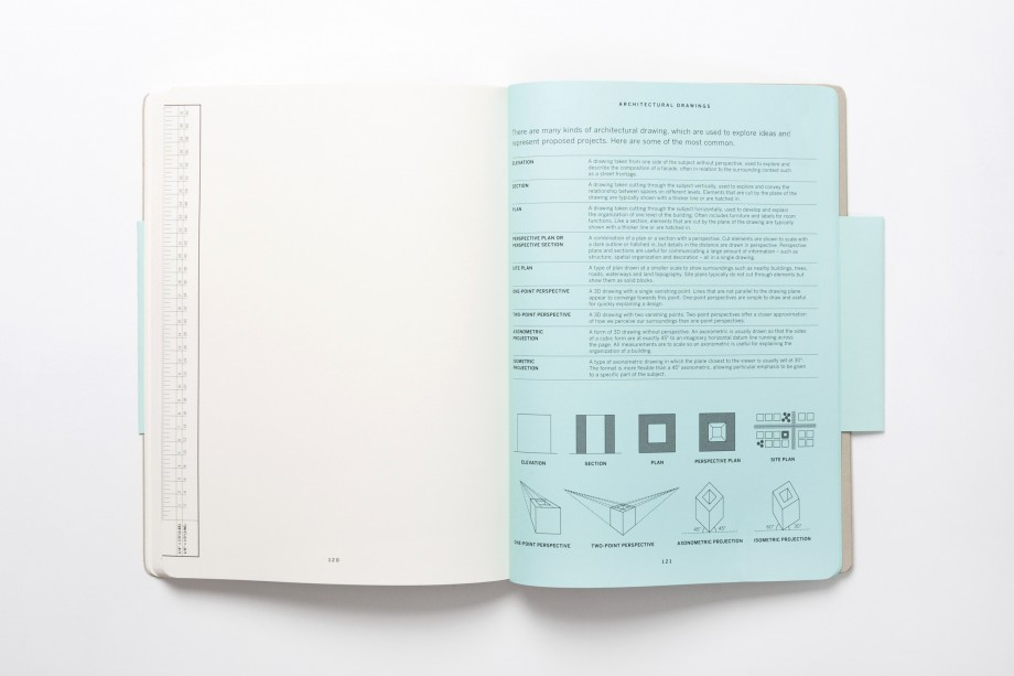 Magma Sketchbook Architecture Papercut