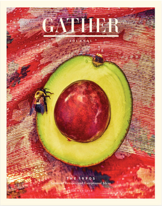 Gather Journal, Issue 9 - The 1970s Issue   Papercut