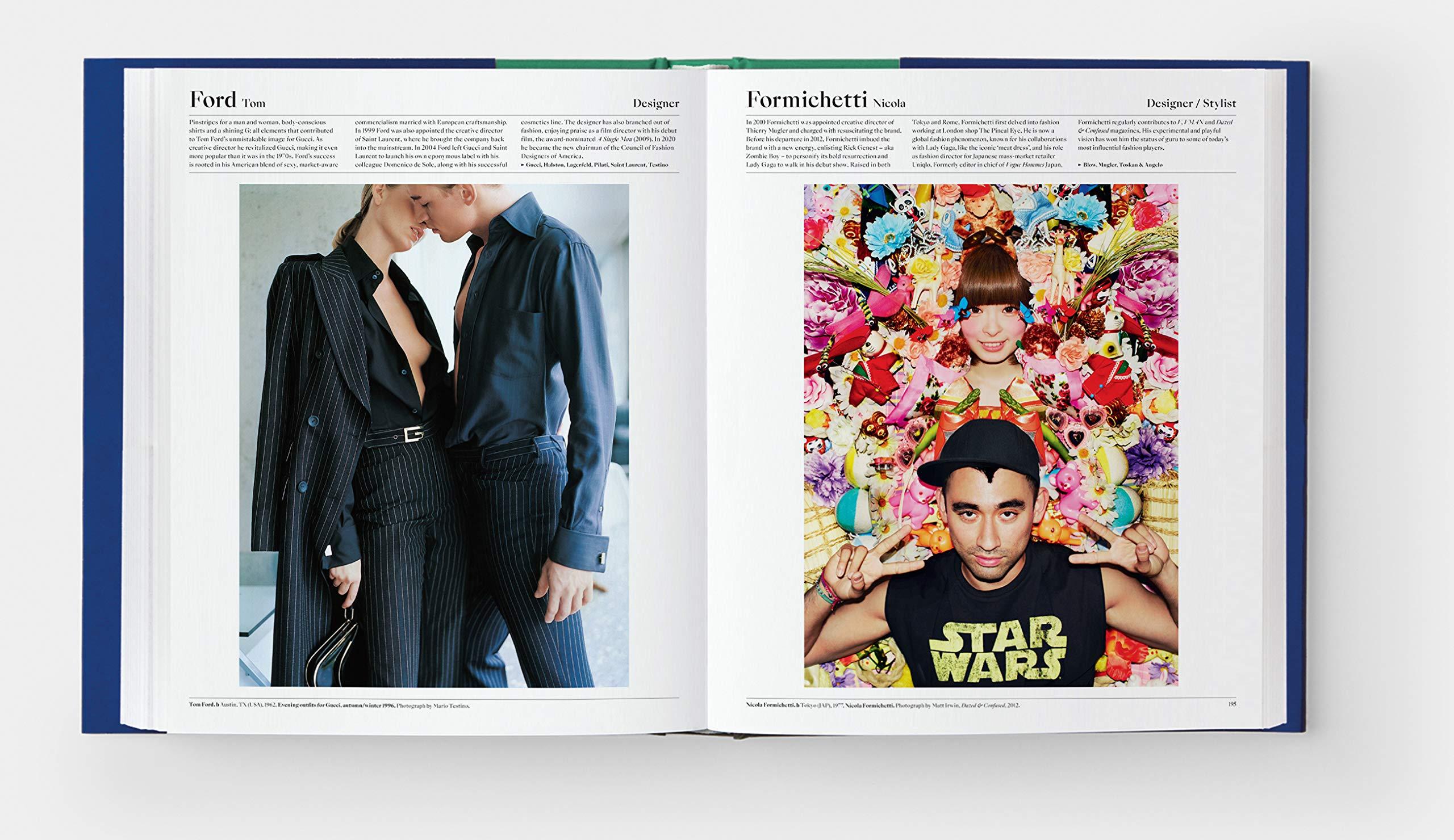 The Fashion Book Papercut