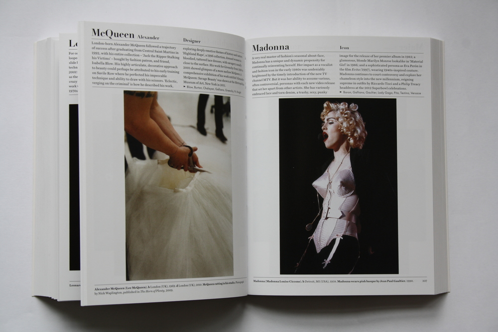 The Fashion Book Hardcover : The fashion book papercut