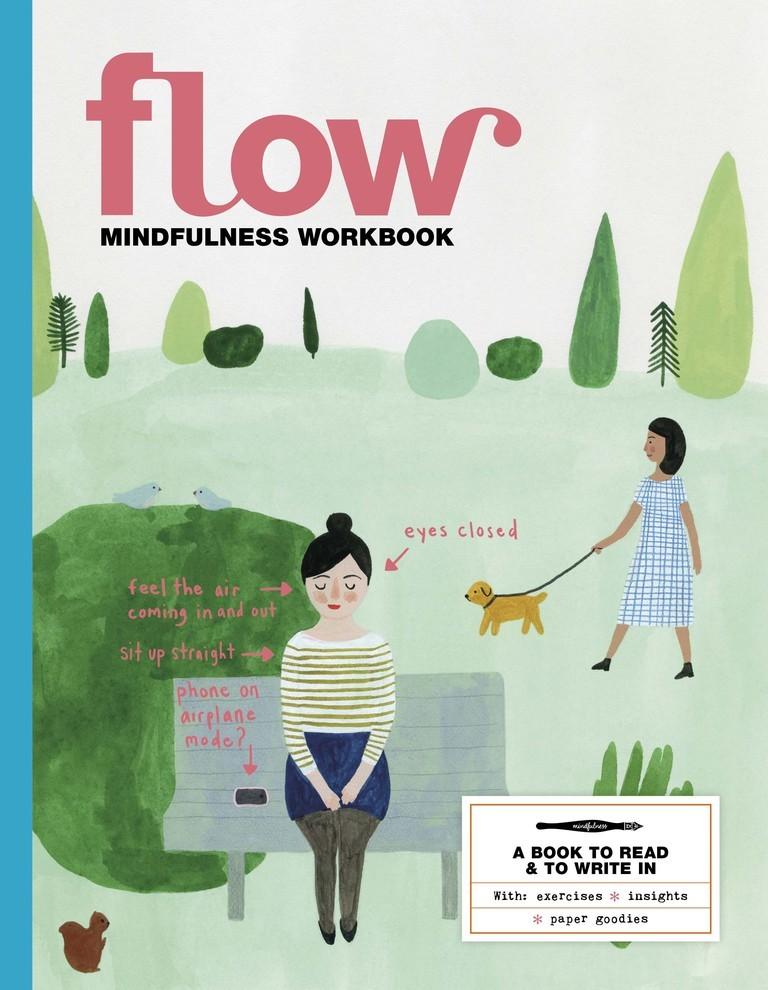 Flow make it yourself papercut flow mindfulness workbook 2016 solutioingenieria Gallery