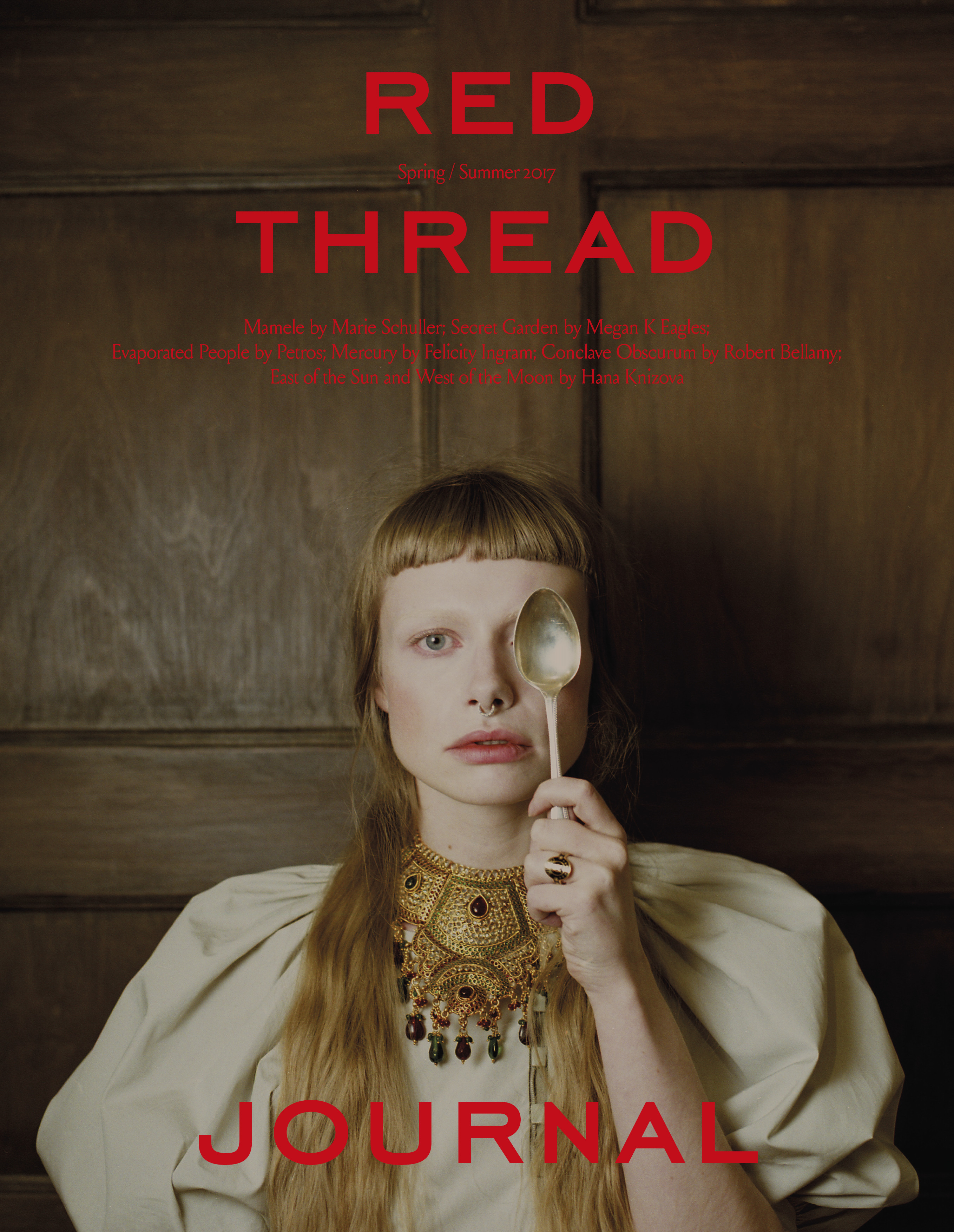 Red Thread Journal Issue 4 Ss17 Papercut