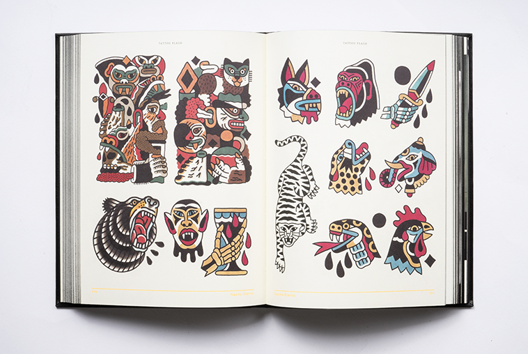 Ink The Art Of Tattoo Papercut