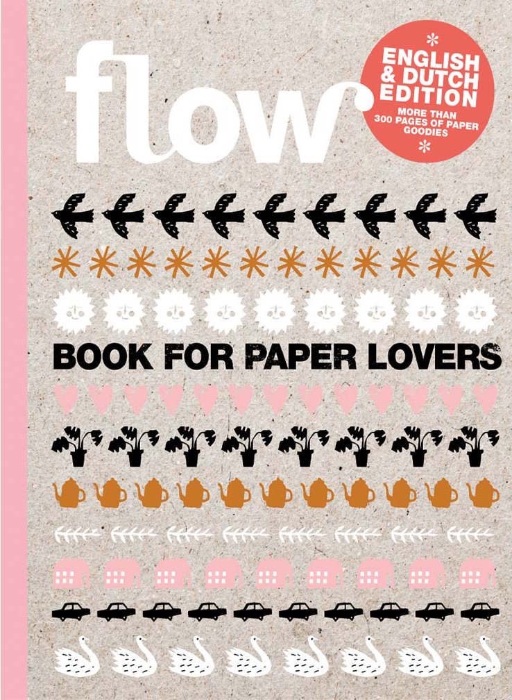 Flow make it yourself papercut the flow book for paper lovers 5 solutioingenieria Gallery