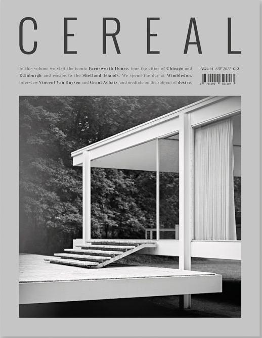 Cereal, Vol.14 | Papercut