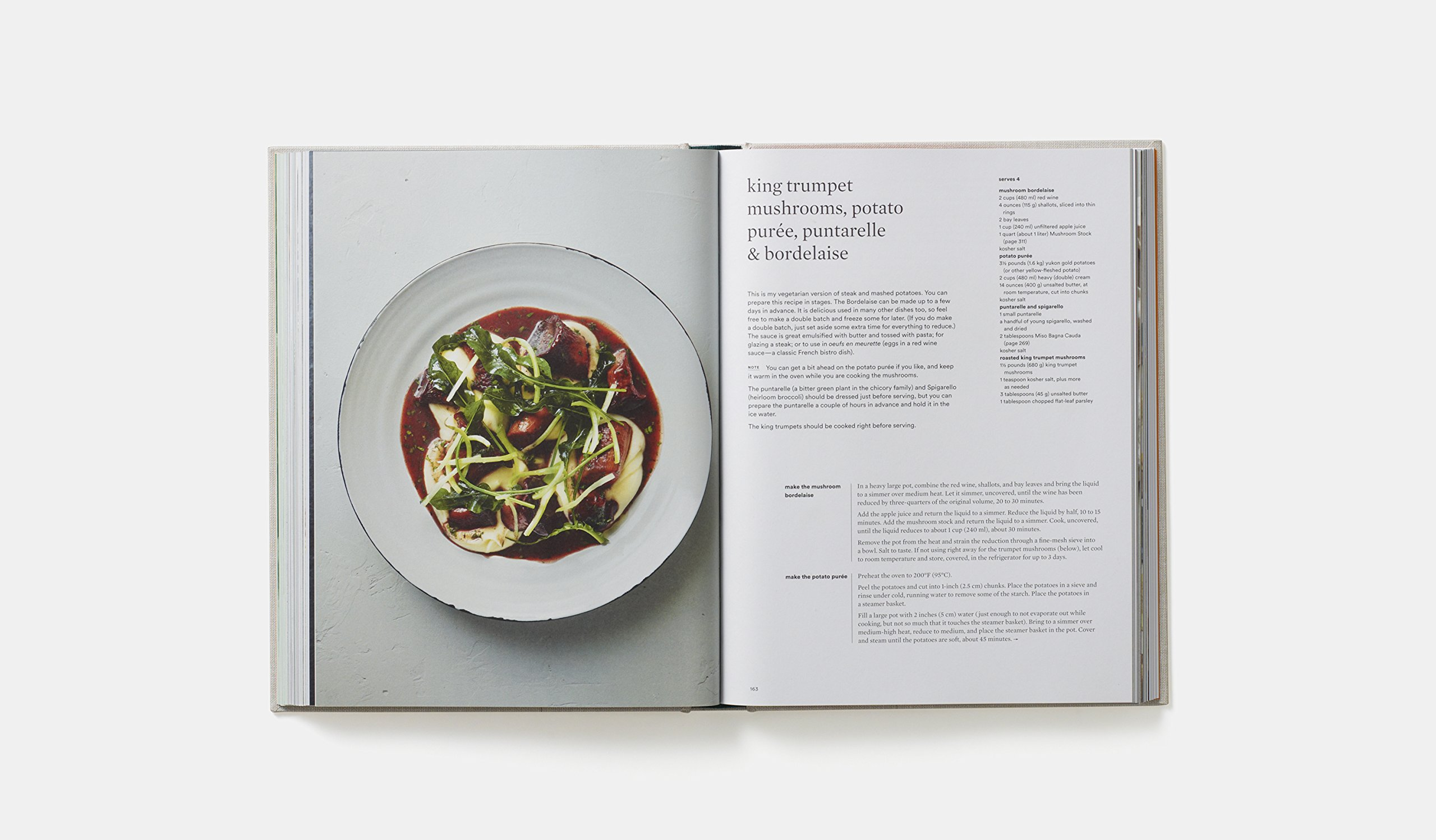 On Vegetables: Modern Recipes for the Home Kitchen | Papercut
