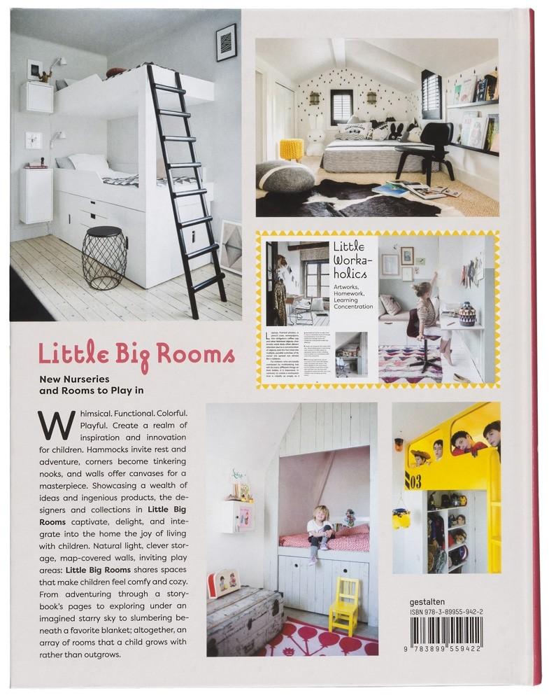Little Rooms Papercut