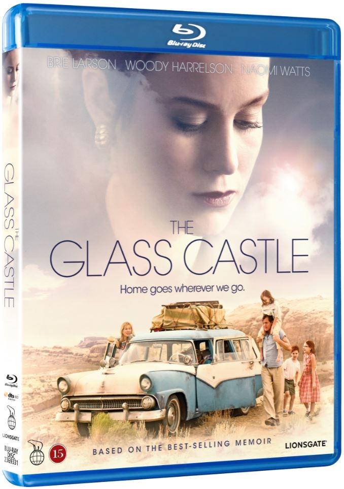 The Glass Castle (Blu-Ray) | Papercut