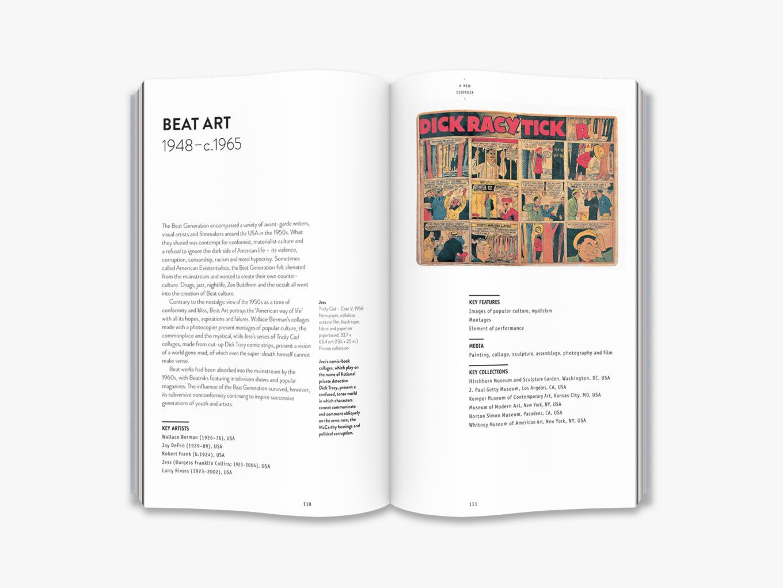 Art Essentials Series Modern Art Papercut