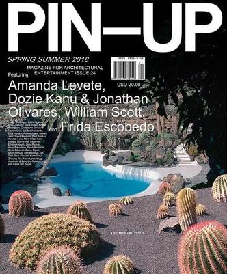 pin up magazine issue 24 papercut