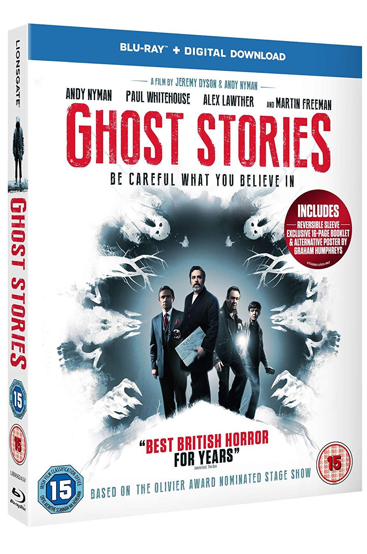 Ghost Stories (Blu-Ray)   Papercut