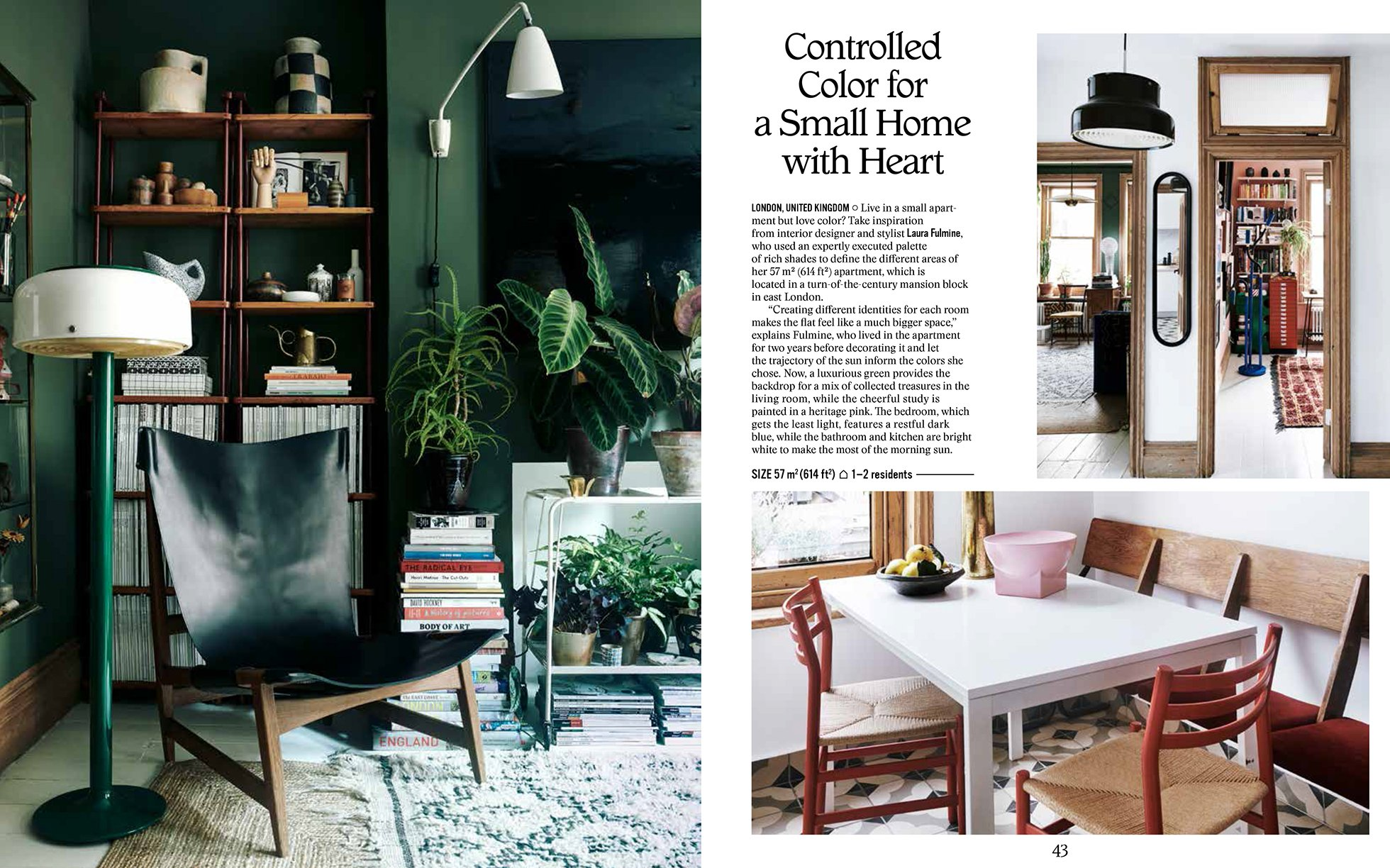 Petite Places Clever Interiors For