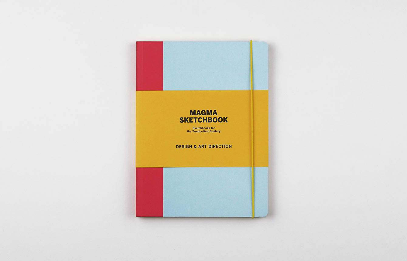 Magma Sketchbook Design Art Direction Papercut
