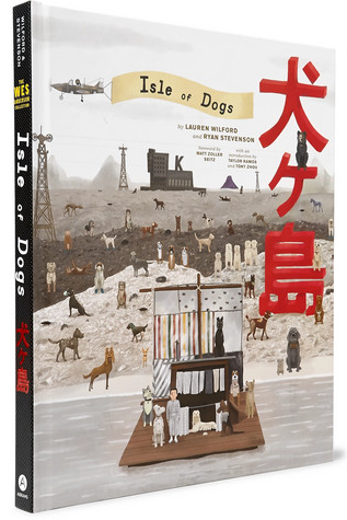 Wes Anderson Coffee Table Book.The Wes Anderson Collection Isle Of Dogs Papercut