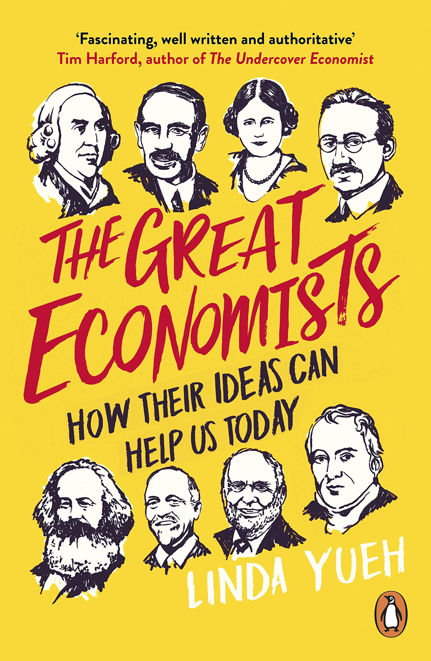 The Great Economists: How Their Ideas Can Help Us Today | Papercut