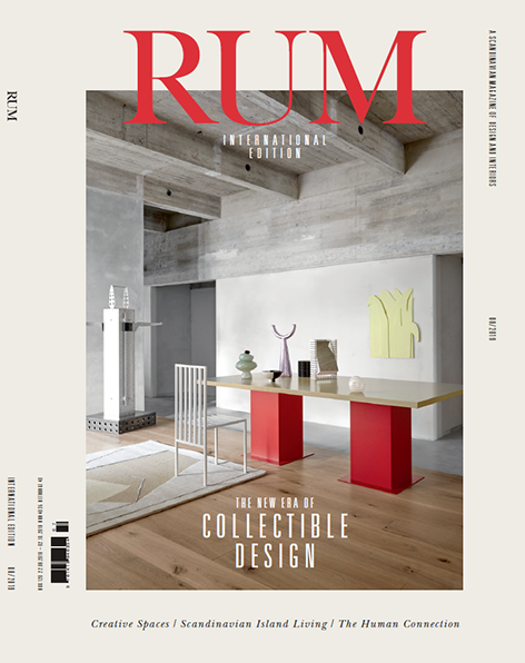 . Interior Design RUM International  No 8 Rum International is an high