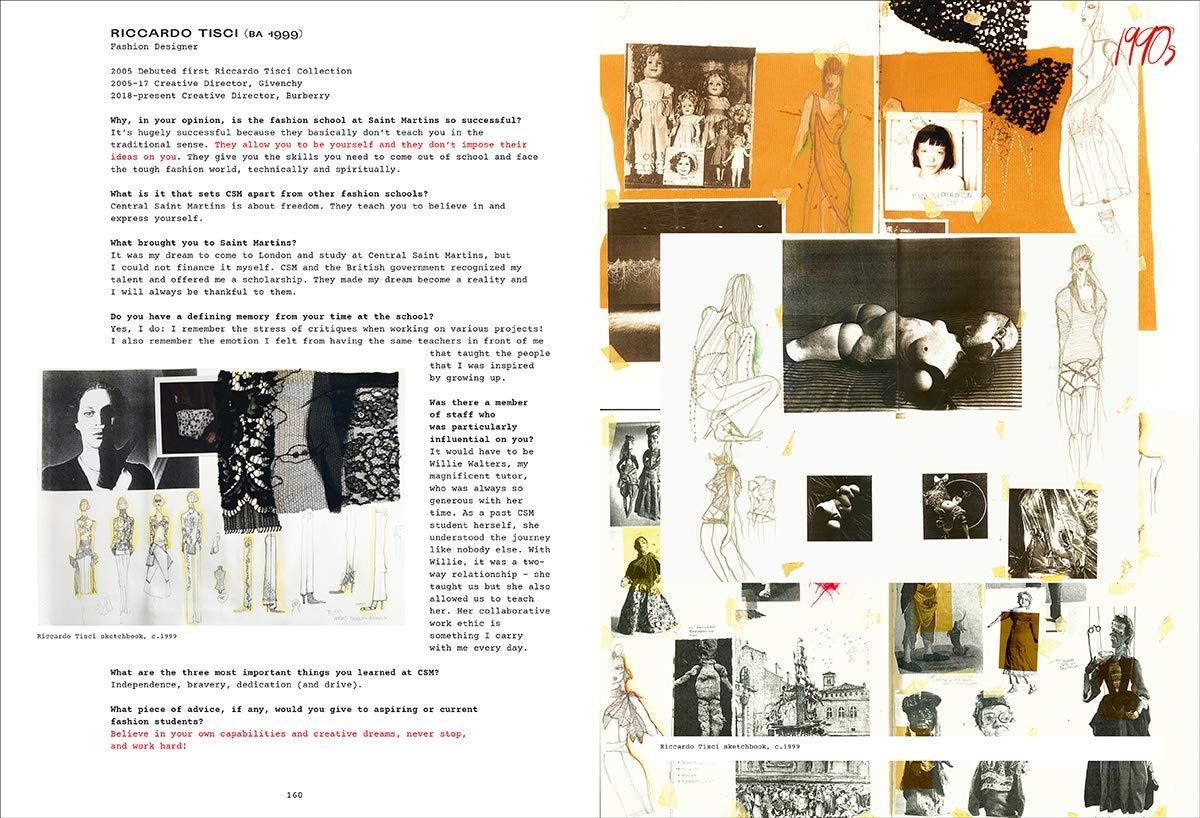 Fashion Central Saint Martins Papercut