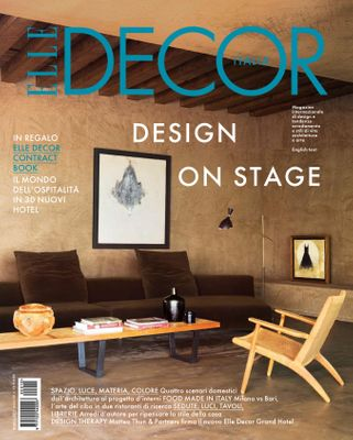 Elle Decor Italia October 2020 Papercut