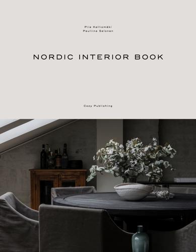 Nordic Interior Book Papercut