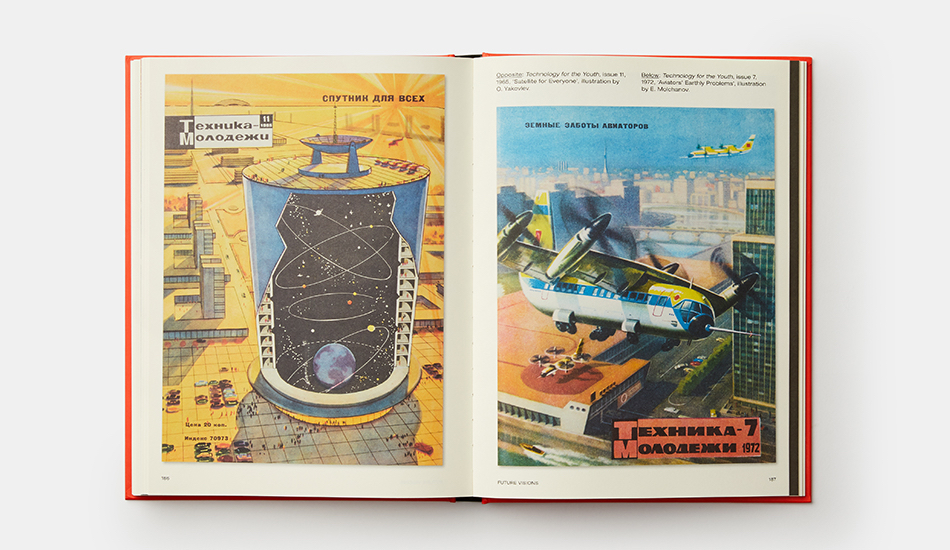 Soviet Space Graphics: Cosmic Visions from the USSR | Papercut