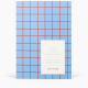Notem - Uma Notebook, Flat lay, A6, Light Blue