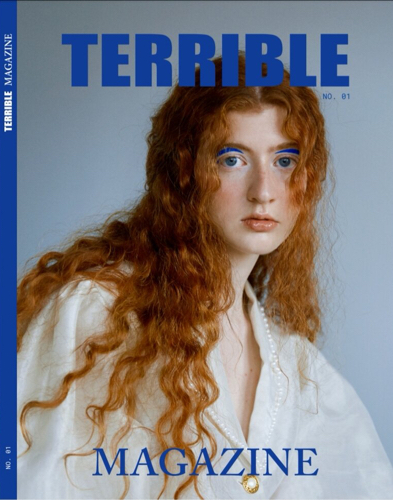 Terrible Magazine No.01 | Papercut