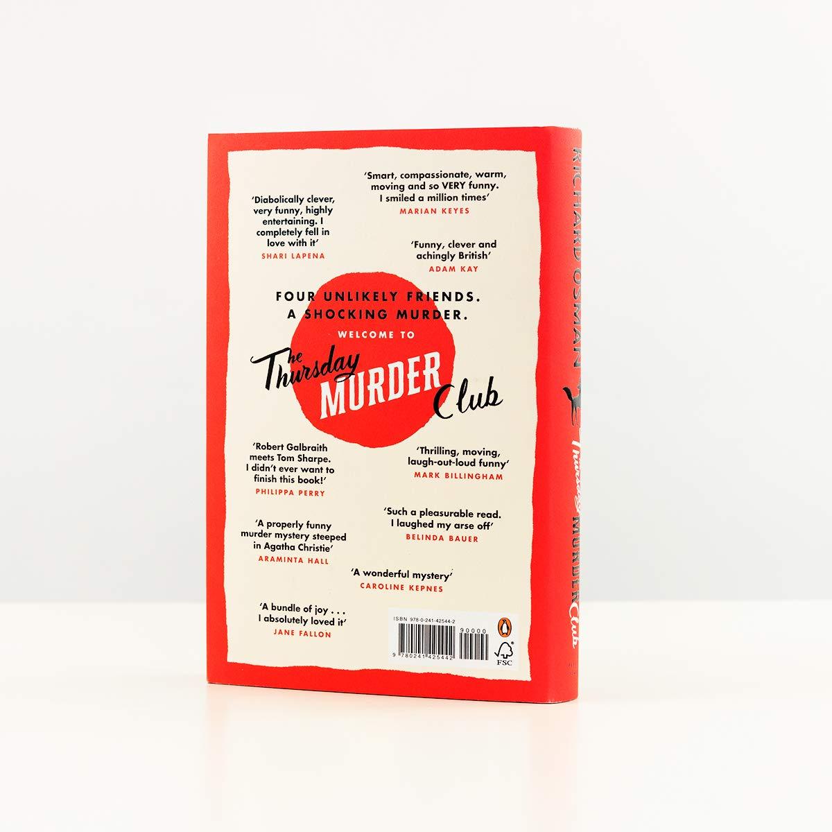 The Thursday Murder Club | Papercut